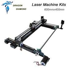 CO2 лазерные запасные части к механическому оборудованию 600 мм* 400 мм для CO2 лазерной резки