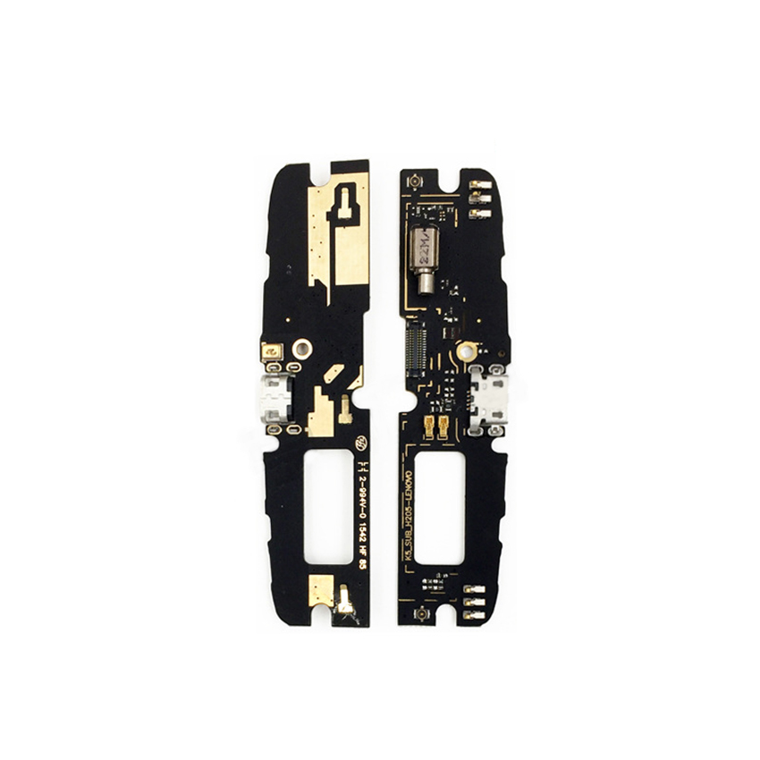 USB Charging Port Dock Plug Connector Jack Charge Board Flex Cable For Lenovo Vibe / Lemon X3 Lite K51c78 K4 Note A7010