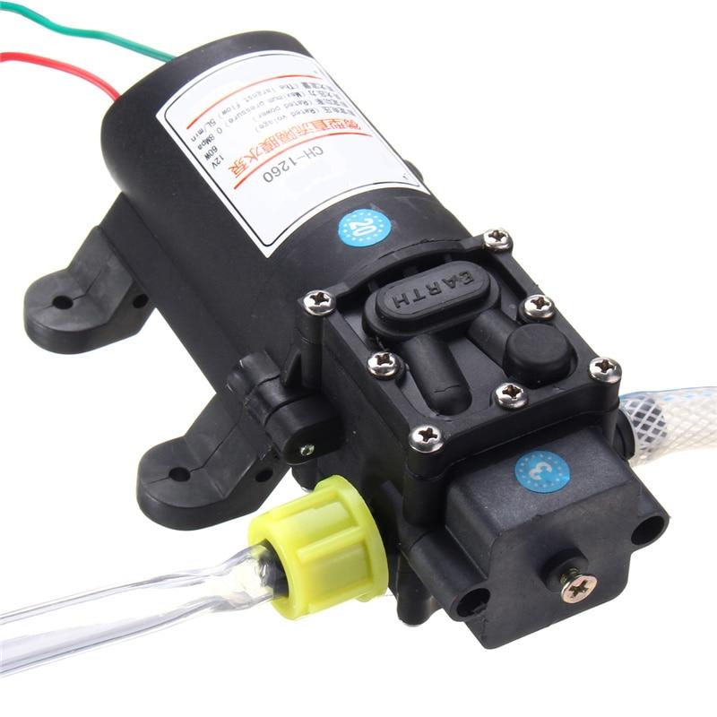 12 V 60 W Huile Fluide Liquide Extracteur 5L Bateau De Voiture Auto Pompe De Transfert Changement Kit Pompes, pièces Accessoires - 5