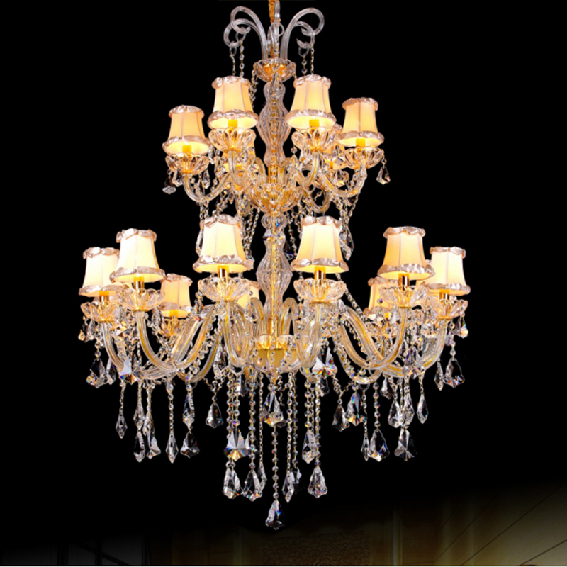 Modern LED crystal chandelier lighting living room restaurant big chandelier staircase long chandelier creative crystal lamps best price luxury crystal chandelier k9 crystal lamp living room bedroom modern restaurant round creative led lamps lighting