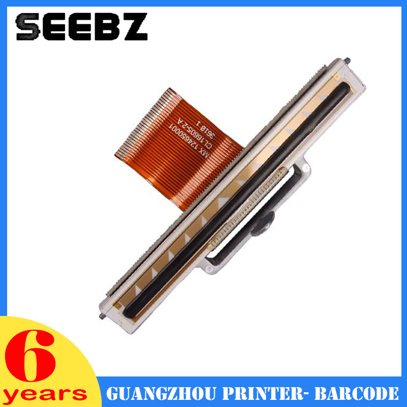SEEBZ Printer Parts RK17393-005 Original New Barcode Print head Thermal Printhead For zebra RW420 RW220 203dpi stp411f 256 printerhead for seiko low price thermal printerhead printer accessories print head printing part printer mechanism