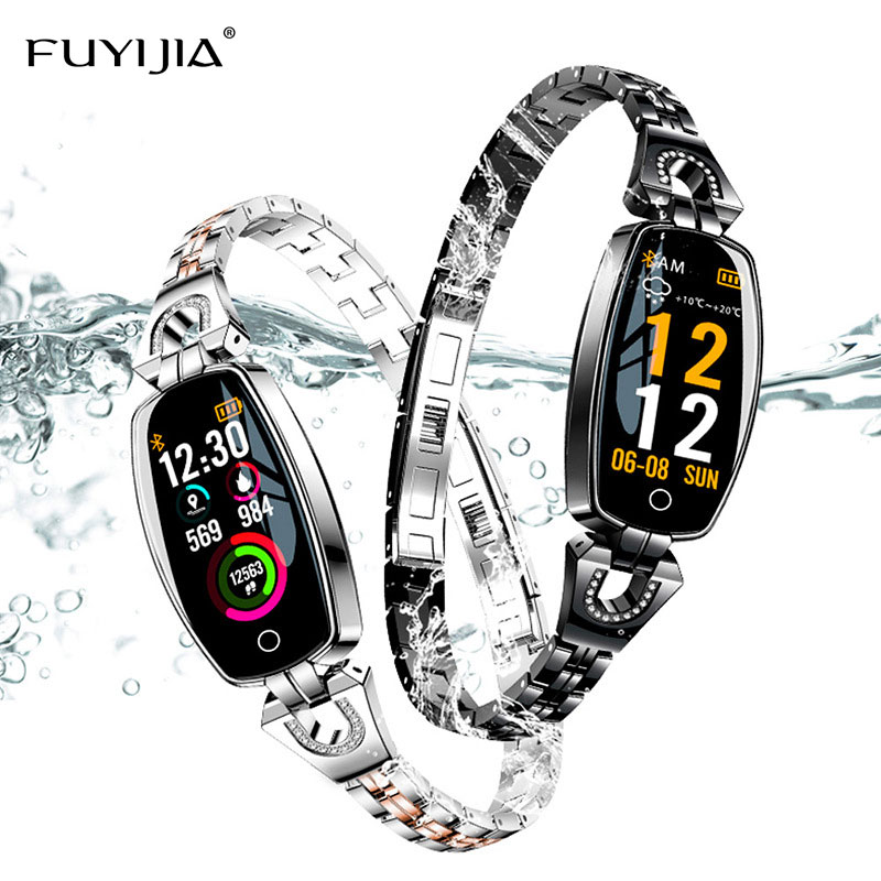 Hot Smart Watches Woman Electronic Watch Ladies Sports Watch Bluetooth Synchronize Phone Language To Display Vibrating RemindersHot Smart Watches Woman Electronic Watch Ladies Sports Watch Bluetooth Synchronize Phone Language To Display Vibrating Reminders