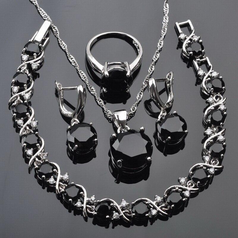 FAHOYO Wedding Jewellry 925...