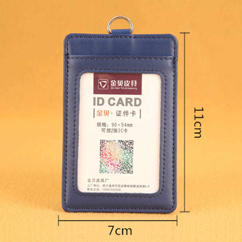 ... Genuine leather Credit Card Holders slim Women Girl Neck Strap Coin  Purse card Wallet Card Bus c7b5b18a0