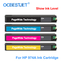 [Сторонний бренд] для HP 974A 974 сменный чернильный картридж для HP PageWide Pro 352dw 452dn 452dw 377dw 477dn 477dw 577dw