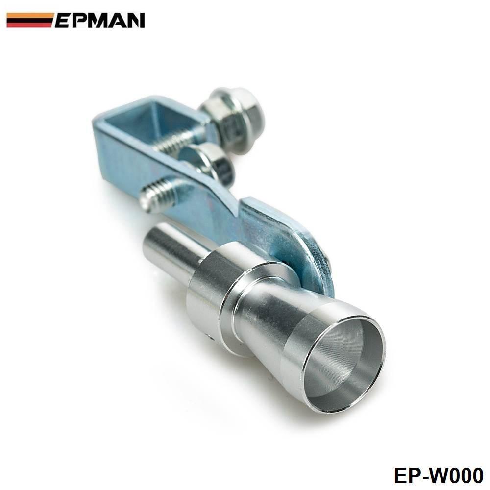 Универсальный турбозвуковой свисток глушитель выхлопной трубы выдувная Vale BOV симулятор звука турбины Размер S 10 шт/партия EP-W000(10 шт