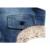 Goplus blue jeans chaleco de la mujer primavera verano 2017 chaleco de mezclilla del cordón de las señoras chaleco sin mangas chaleco corto chaleco femenino chaqueta de jean