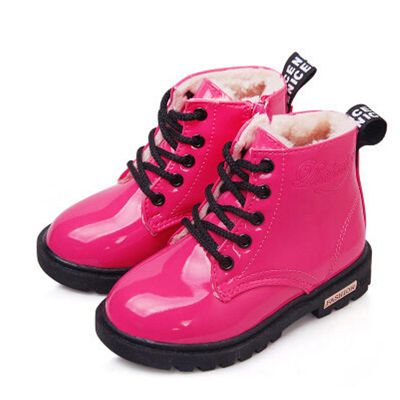 Aliexpress.com : Buy 1 12 years children boots 2015 winter hot ...