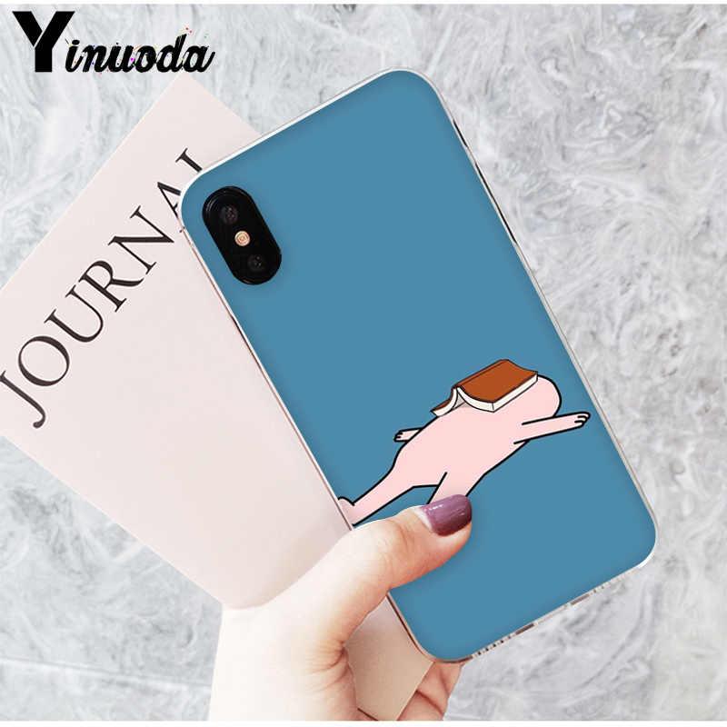 Yinuoda grains sirupeux incroyable modèle esthétique coque de téléphone pour iphone XSMAX 6 6s 7 7plus 8 8Plus 5 5S SE XR 10 11 11pro 11promax