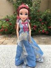 """Disney torunları taç giyme Jane Auradon hazırlık 11 """"oyuncak bebek Action Figure yeni hiçbir paket"""