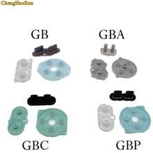 1 комплект резиновый проводящий кнопки a b d pad для gameboy