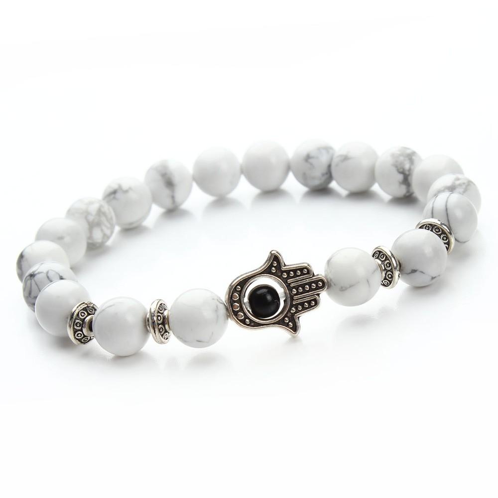 1-pcs-Nature-8mm-Black-Lava-Energy-Stone-Beads-Bracelet-Gold-Hamsa-Hand-Charm-Bracelet-Yoga (3)