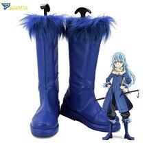 Tensei Shitara Slime Datta Ken Rimuru Tempest Boots Shoes That Time I Got Reincarnated as a Cosplay Anime