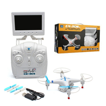Cheerson CX-30s CX-30w Drone with Camera Live Video WIFI FPV RC Quadcopter Remote Control Helicopter Real-time Video Drones