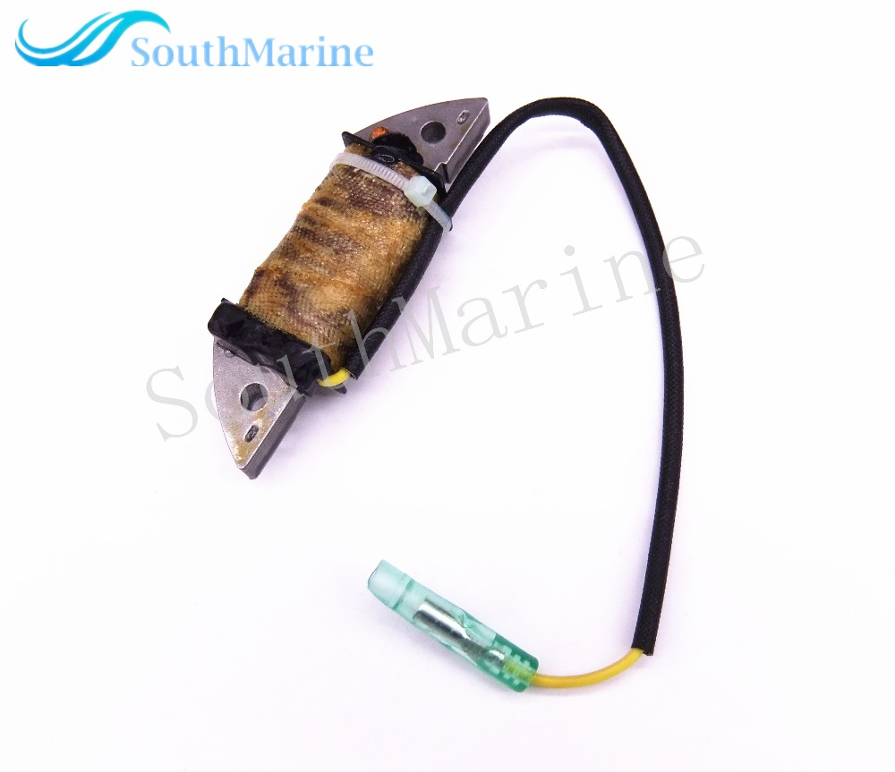 Boat Motor Charging Coil 2.5F-01.03.04.00 For Hidea 2-Stroke 2.5HP 2.5F T2.5 Outboard Engine , Free Shipping