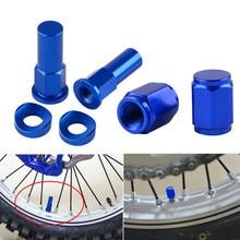 Запорные гайки для велосипеда-внедорожника, болты, прокладка, колпачок клапана мотокросса для Yamaha YZ 125 250 250F 450F WR250R WR450R WR250F WR450F YZ125 YZ250