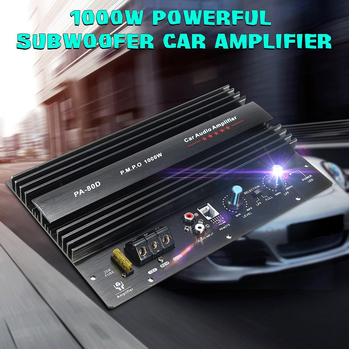 Worldwide Delivery Car Subwoofer Amplifier Board In Nabara Online