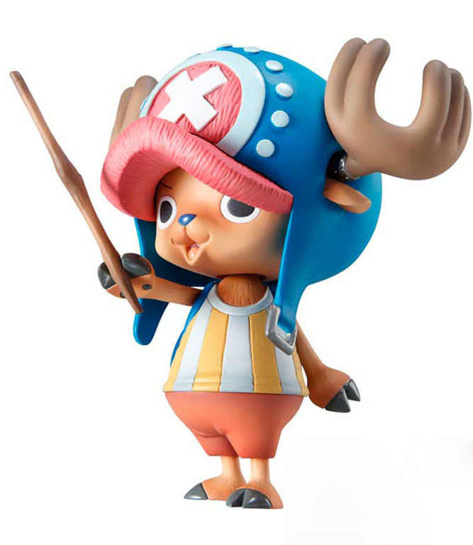 7 cm figura anime Japonês One Piece Tony Tony Chopper pvc action figure collectible modelo brinquedos para meninos