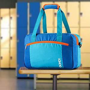 INS Style Waterproof Swimming Bag Beach Pool Combo Dry Wet Handbag Bikini Swimsuit Large Capacity Swim Gym Tote Bag
