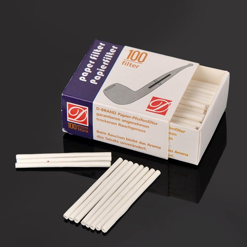 Filtros de cigarrillos para pipa D de 3mm, núcleo de papel para filtros, para paquete de 100, accesorios para fumar pipa, 3 paquetes/lote 2 pulgadas 52mm coche LED Digital humo Len 12V 2A impulso Bar Metro Universal
