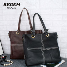 REGEM WOMEN BAG  new fashion female bag one shoulder oblique cross bag leisure joker contracted bags