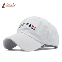 LADUNDI New Design Stranger Things Alphabet Embroidery Baseball Cap Women  Snapback Hat Adjustable Men Dad Hats 5a514062d90c