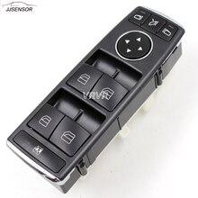 YAOPEI Für Mercedes C-KLASSE W204 E-KLASSE W212 W207 Fenster Tür Master Control-schalter 2128208310