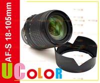 Genuine Nikon Nikkor AF S DX 18 105mm F 3 5 5 6G ED VR Lens
