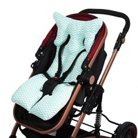 New Cute Stroller Liner Seat Cushion Pram Pad Baby Chair Car Pads Chair Cushion Baby Seat