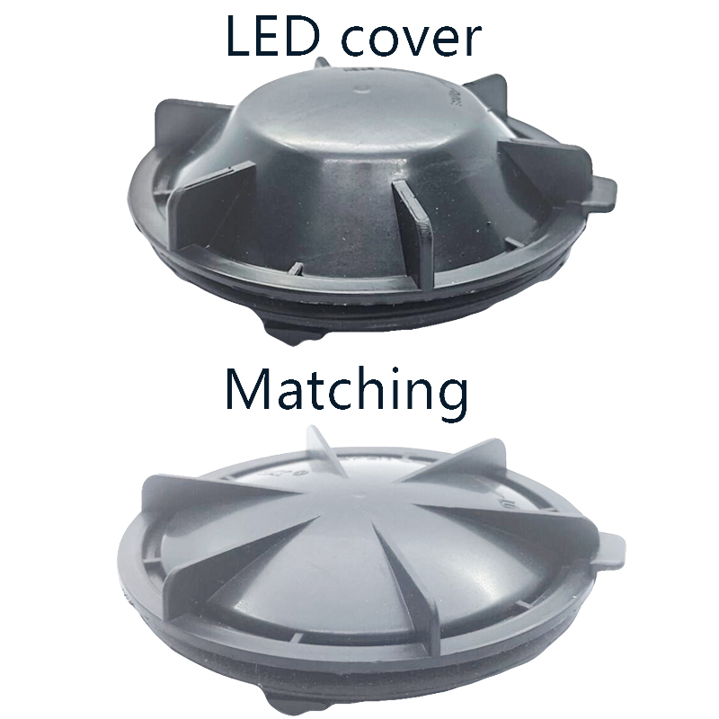 Image 4 - LED dust cover for  Malibu H7 S00012415 Extension Cap for Headlamp-in Car Headlight Bulbs(LED) from Automobiles & Motorcycles