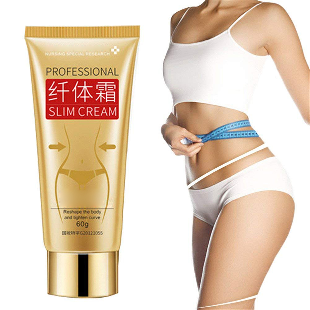 Cellulite Removal Slimming Cream Fat Burner Weight Loss Body Leg Waist Effective Anti Cellulite Fat Burning Skin Care Body Cream(China)