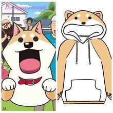купить 2019 new Anime cosplay Lovely Muco! Cosplay costume Muco cute hooded sweater Keji comic theme sports top Three styles S-XXL дешево