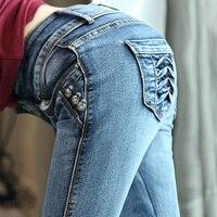 2015 zomer jeans vrouwelijke broek potlood hot slanke elastische slanke legging vrouwen selling zomer selling goedkope kleding china Sexy