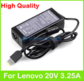 65W 20V 3.25A AC power adapter for Lenovo for Thinkpad S3 S431 S440 X230S X240 X240s X250 11e Chromebook S1 Yoga 14 charger