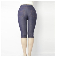 Women's Jeans Style Breathable Super Elastic Leggings
