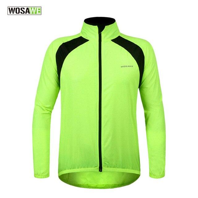 ef91c1bf9 2017 Outdoor Long Sleeve Rain Jacket Cycling Rain Coat Jersey Bike Bicycle  Cycling Windproof Waterproof Outdoor