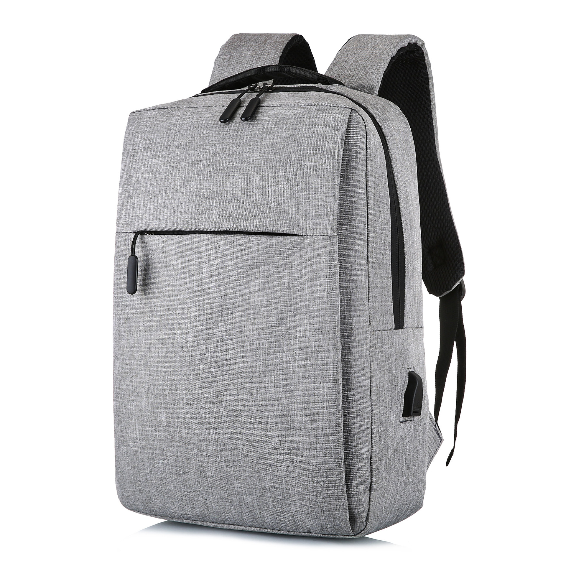15.6 inches notebook Backpack laptop bag USB Travel Bag campus for hp dell apple laptop case macbook pro 15 air case matebook