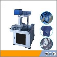 Сделано в Китае лучшее качество 20 Вт 30 Вт CO2 волоконно-лазерная маркировочная машина для on-line маркировки
