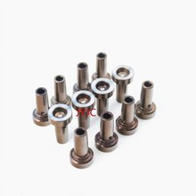 334 Valve Cap Diesel CRIN CR Common Rail Injector Valve Head Seat F00VC01334 Fit for BOSCH 0445 110 Series