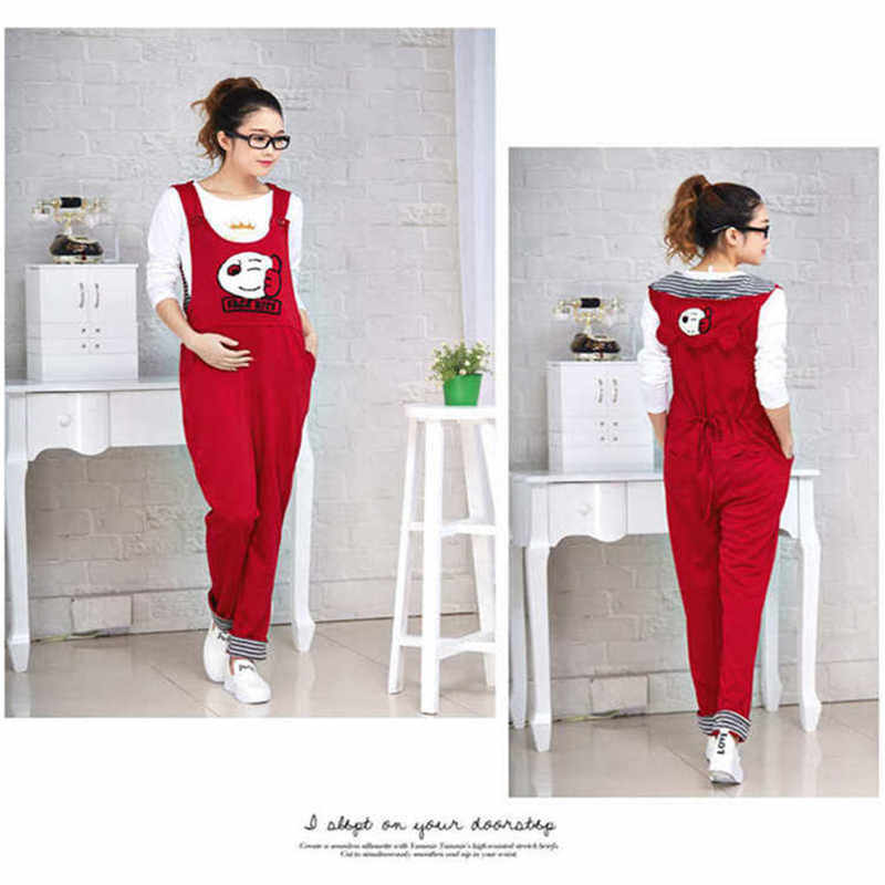 2017 New Maternity overalls maternity clothes overalls for pregnancy mothers women pregnant overalls maternity pant