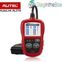 Autel AutoLink AL319 Auto Diagnostic Scan Tool Code Reader Automotive Circuit Testers better than elm327 / AD301