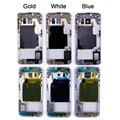 Ближний Знака Рамка Крышки Корпуса Рамка Шасси замена частей Для Samsung Galaxy S6 edge s6edge G925