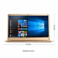 Cewaal 14 Inch Ultrabook Windows10 4G RAM 64G ROM Intel ATOM Atom X5 Z8350 1920 1080
