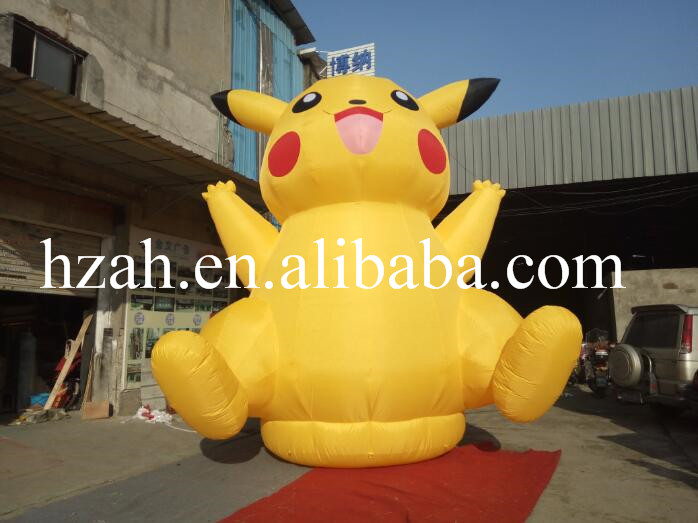advertising-inflatable-pikachu-inflatable-font-b-pokemon-b-font