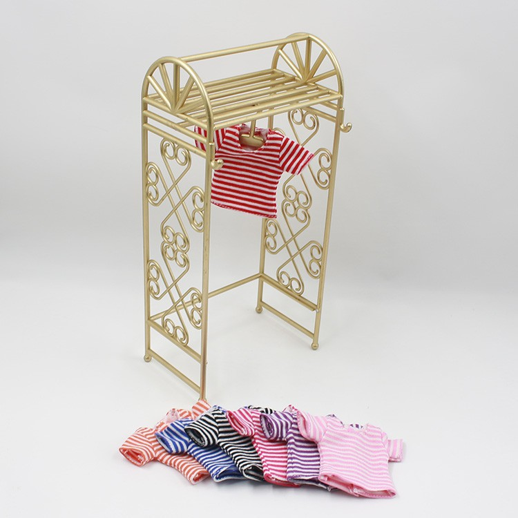 Neo Blythe Doll Striped T-Shirts 1
