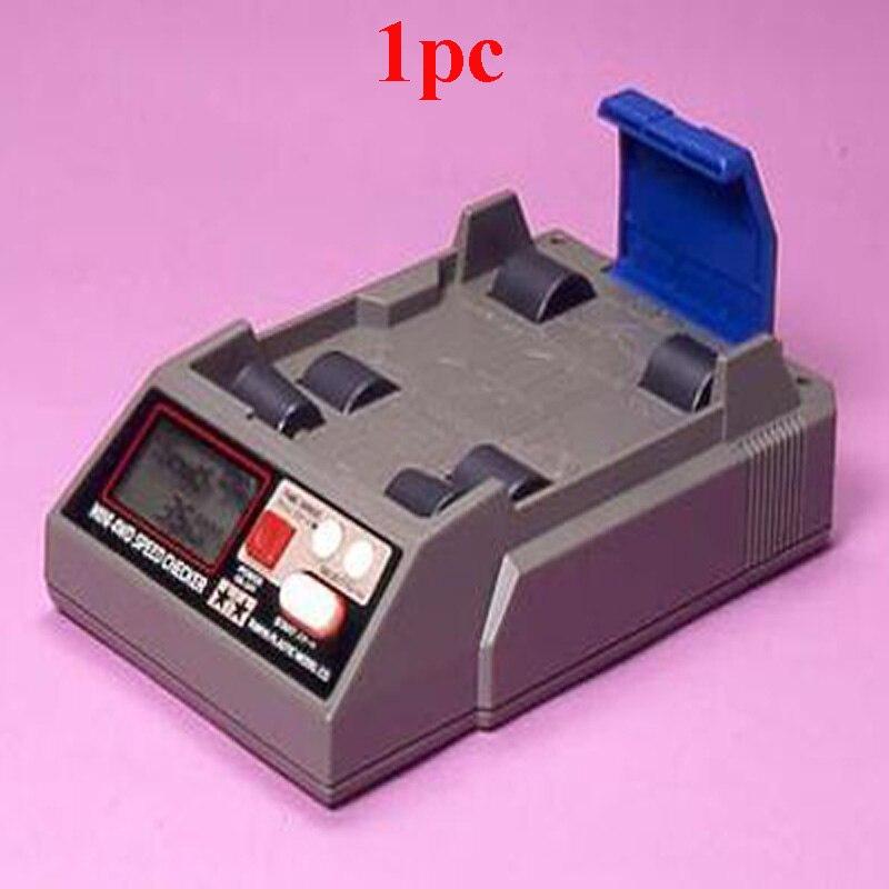 1 PC 15183 tapis de course vitesse rectifieuse compteur de vitesse électronique pour RC modèle voitures bricolage Tamiya Mini 4WD voitures de course outils