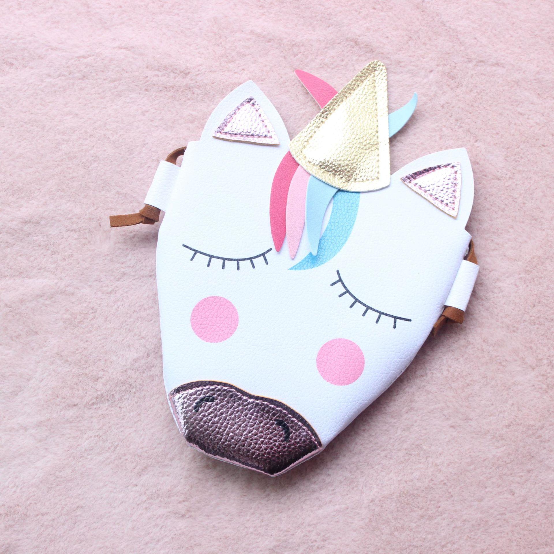 985a9c0ffa42 Baby Toddler Infant Coin Purse Handbag Girl Shoulder Bag Children Wallet  Cartoon Cute Animal Kid Crossbody Bag