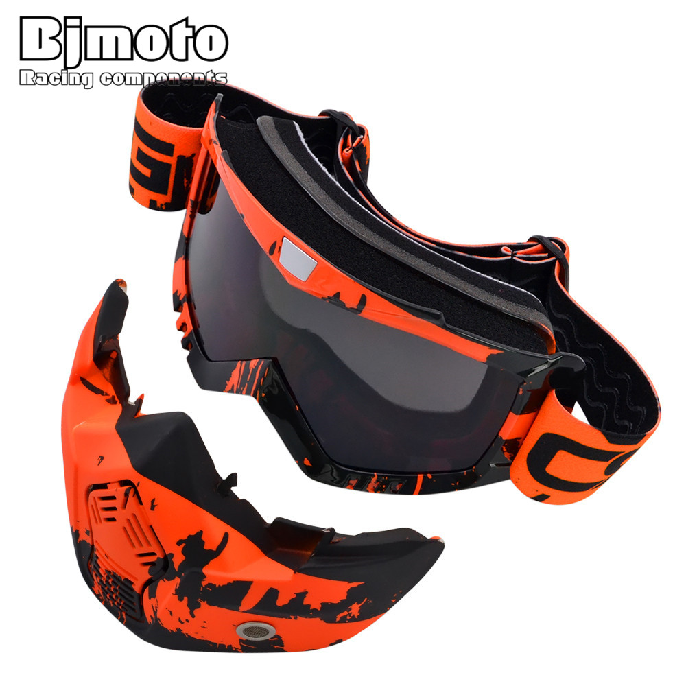 maschera antipolvere moto