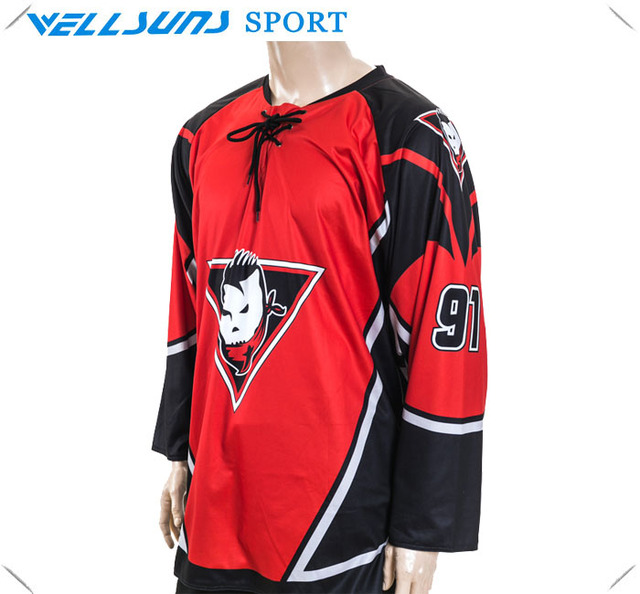 8e81cd0d9a0 2016 New Style Fashion Custom Hockey Jerseys
