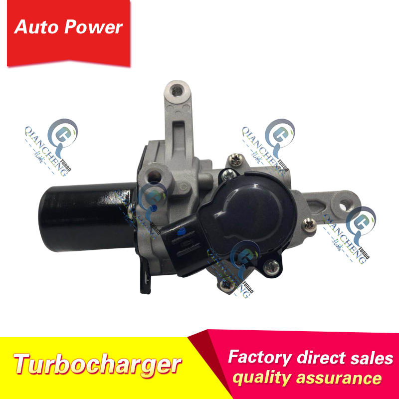 Turbocharger electronic actuator solenoid valva CT16V 17201 OL040 17201 30160 for Toyota Landcruiser Prado Hilux 1KD FTV 3.0
